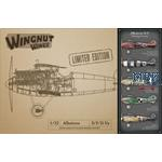 "Albatros D.V ""Flying Circus"" - LIMITED EDITION"