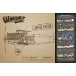 "Albatros D.Va ""Wooden Wonders"" - LIMITED EDITION"