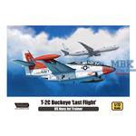 T-2C Buckeye 'Last Flight'