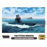 Type 214 Class Submarine