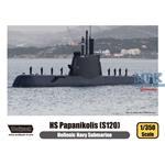 HS Papanikolis (S120) Submarine