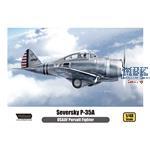 Seversky P-35A 'USAAF'