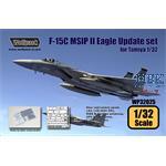 F-15C MSIP II Mod. Eagle Update set
