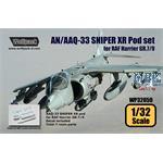 AN/AAQ-33 SNIPER XR Targeting pod (Harrier GR.7/9)