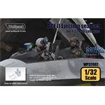 ACE II Ejection Seat set (for 1/32 F-16C/D)