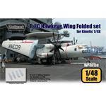 E-2C Hawkeye Wing Folded set