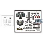JF-17 Thunder Update set (for Trumpeter 1/48)