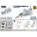 JF-17 Thunder Update set (for Trumpeter 1/48)
