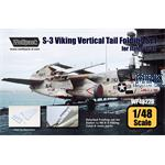 S-3 Viking Vertical Tail Folding set