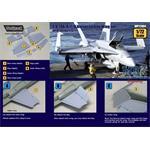 F/A-18A/B/C/D Folding Wing set