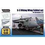 S-3 Viking Wing Folded set