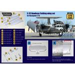 E-2C Hawkeye Folding wing set