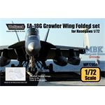 EA-18G Growler Wing Folded set