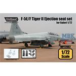 F-5E/F Tiger II Ejection seat set