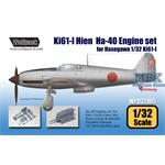 Ki61-I Hien Ha-40 Engine set