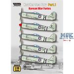 Hawker Sea Fury Part.1 - Korean War Furies