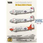 C-47 Skytrain Part.1 - US Navy R4D-6 Fleets