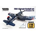F4U-5 Corsair Cockpit set