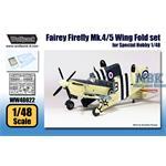 Fairey Firefly Mk.4/5 Wing Fold set