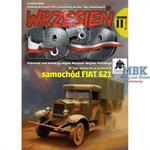 Wrzesien 1939 Ausgabe 11 (inkl. Modell Fiat 621)