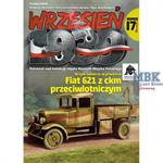 Wrzesien 1939 Ausgabe 17 (inkl. Modell Fiat 621)