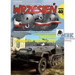 Wrzesien 1939 Ausgabe 40 (inkl. Sd.Kfz.251 Ausf.A)