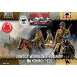 Wrzesien 1939 Ausgabe 72 (Uhlans command on horse)