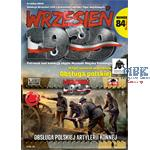 Wrzesien 1939 Ausgabe 84 (inkl.Polish horse art.)