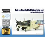 Fairey Firefly Mk.I  Wing Fold set