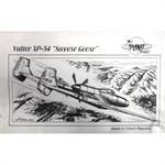 "Vultee XP-54 ""Swoose Goose"""