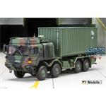 RMMV - UTF 8x8 mil, mit 20FT Container
