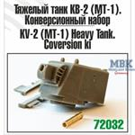 KV-2 (MT-1) Heavy Tank conversion kit
