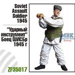 Soviet Special Assault Force Soldier, 1944
