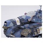 Edelweiss Experimental Tank - Reinforcement Gun
