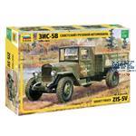 ZIS-5V Soviet Truck WWII