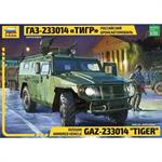 "Russian Armored Vehicle GAZ-233014 ""Tiger"""