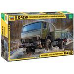 Russian 2 Axle Military Truck K-4326