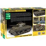 M4A2 Sherman 75mm Medium US WWII  1/35
