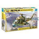 MIL Mi-24V/VP HIND Combat Helicopter 1/48