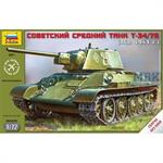 T-34/76 - snap-fit
