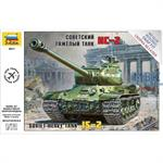 WWII russian tank IS-2 Stalin - snap-fit