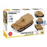 "Sd Kfz 184 ""Ferdiand"" Tiger 1/72"