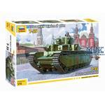 T-35 Soviet Heavy Tank WWII 1/72