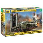 """S-400 """"Triumf"""" AA Missile Sys. SA-21  1/72"""
