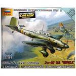 1:144 WW2 Ju-87 Stuka