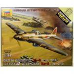 1:144 WW2 Soviet IL-2 Stormovik