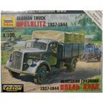 1:100 WW2 3to Opel Blitz LKW