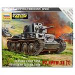 1:100 WW2 dt. Panzer 38(t)