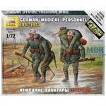 1:72 WWII dt. medizinisches Personal