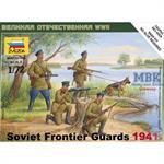 Sowjetische Grenztruppen 1941  1/72